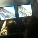 Microsoft Flight Simulator 4. Köln wäre jetzt ein zerbombter Krater, wäre das alles in Echt passiert.