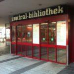 Hässlicher geht's kaum. Der Eingang der Kölner Stadtbibliothek.