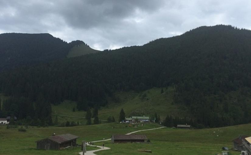 Vom Spitzingsee zur Albert-Link-Hütte