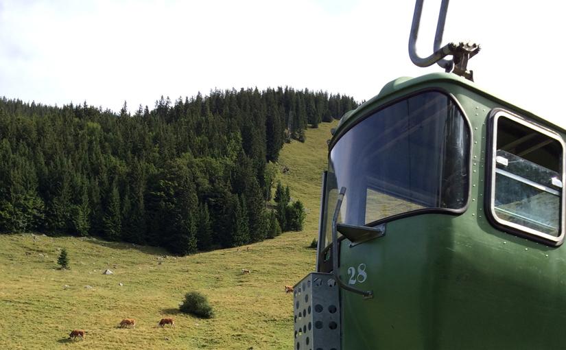 Vom Taubenstein zum Rotwandhaus (und zurück)