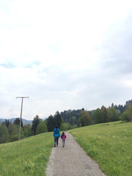 ... laufen ...