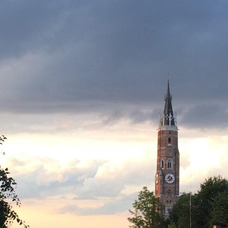 ... und die Martinskirche ebenfalls.